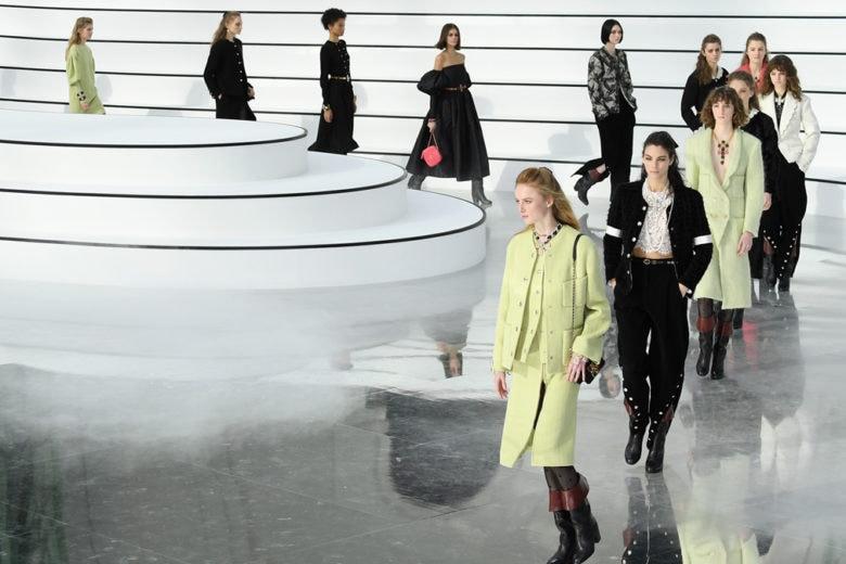 In viaggio tra i ghiacciai insieme a Chanel