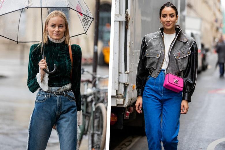 Jeans a vita alta: i modelli più cool della primavera-estate 2020