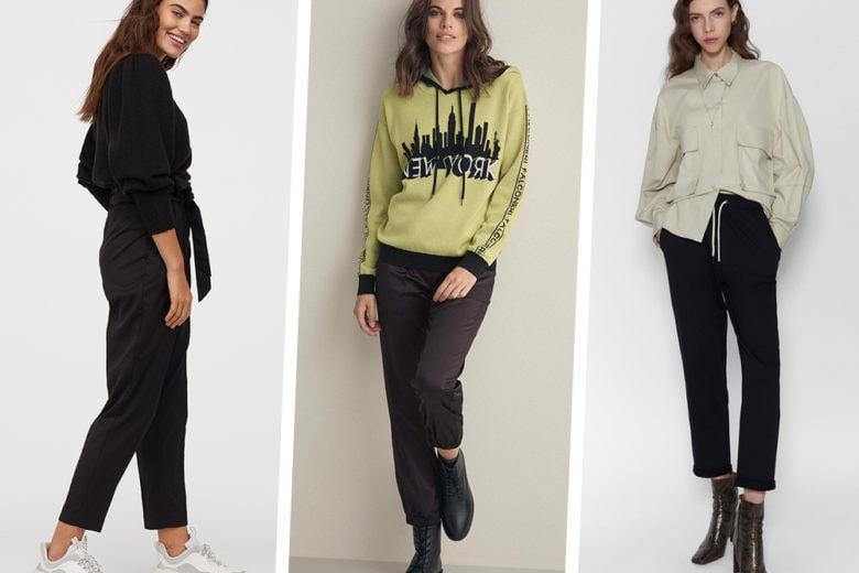 """Comfy Pants: questi  pantaloni sono così comodi (e """"easy to wear"""") che non vorrete indossare altro"""