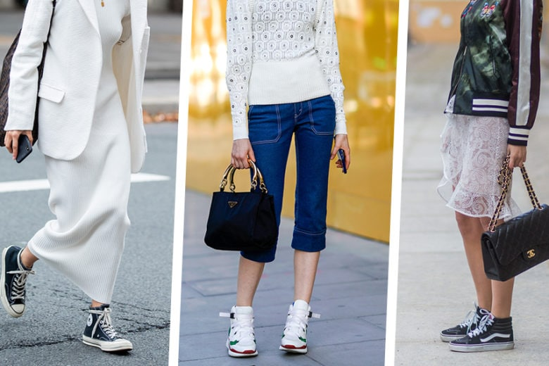 Sneakers alte: ecco i nostri modelli must have