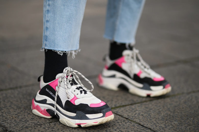 Shoes Therapy: oggi parliamo di chunky sneakers!