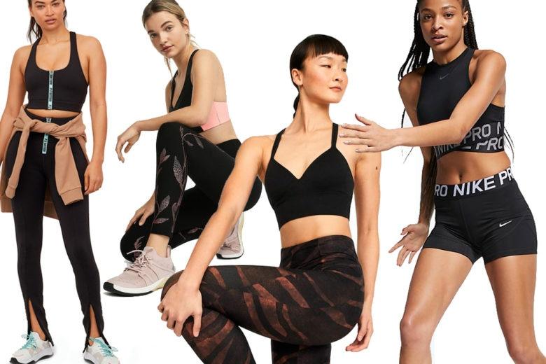 #IoRestoACasa (ma mi alleno lo stesso): i capi per il fitness indoor (da comprare online)