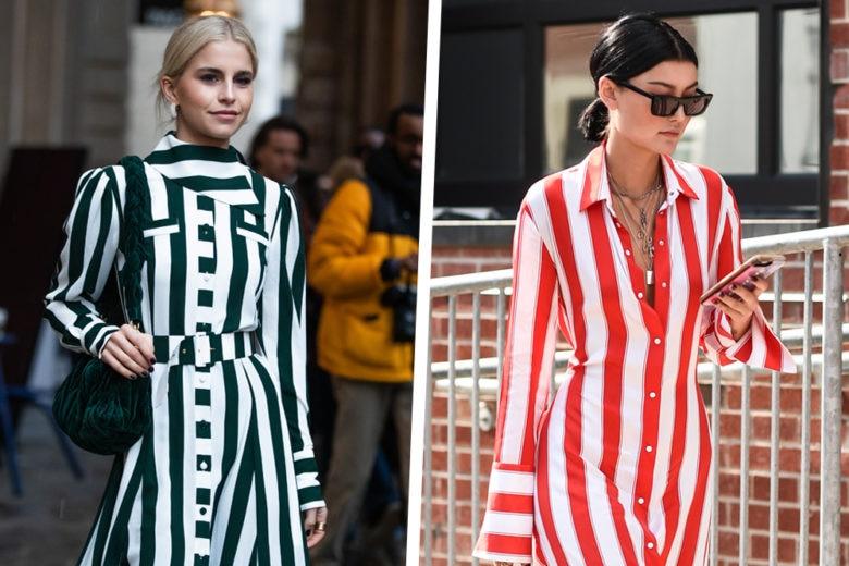 Vestiti a righe 2020: i modelli più cool da comprare adesso