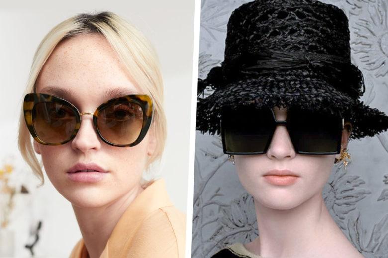 Occhiali da sole: tutti i modelli must per la primavera