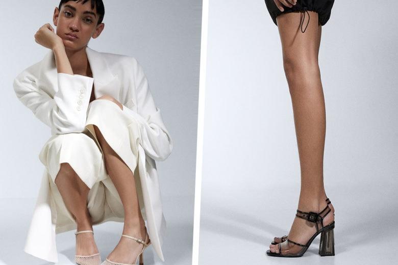 Zara: 10 scarpe che sogniamo a occhi aperti