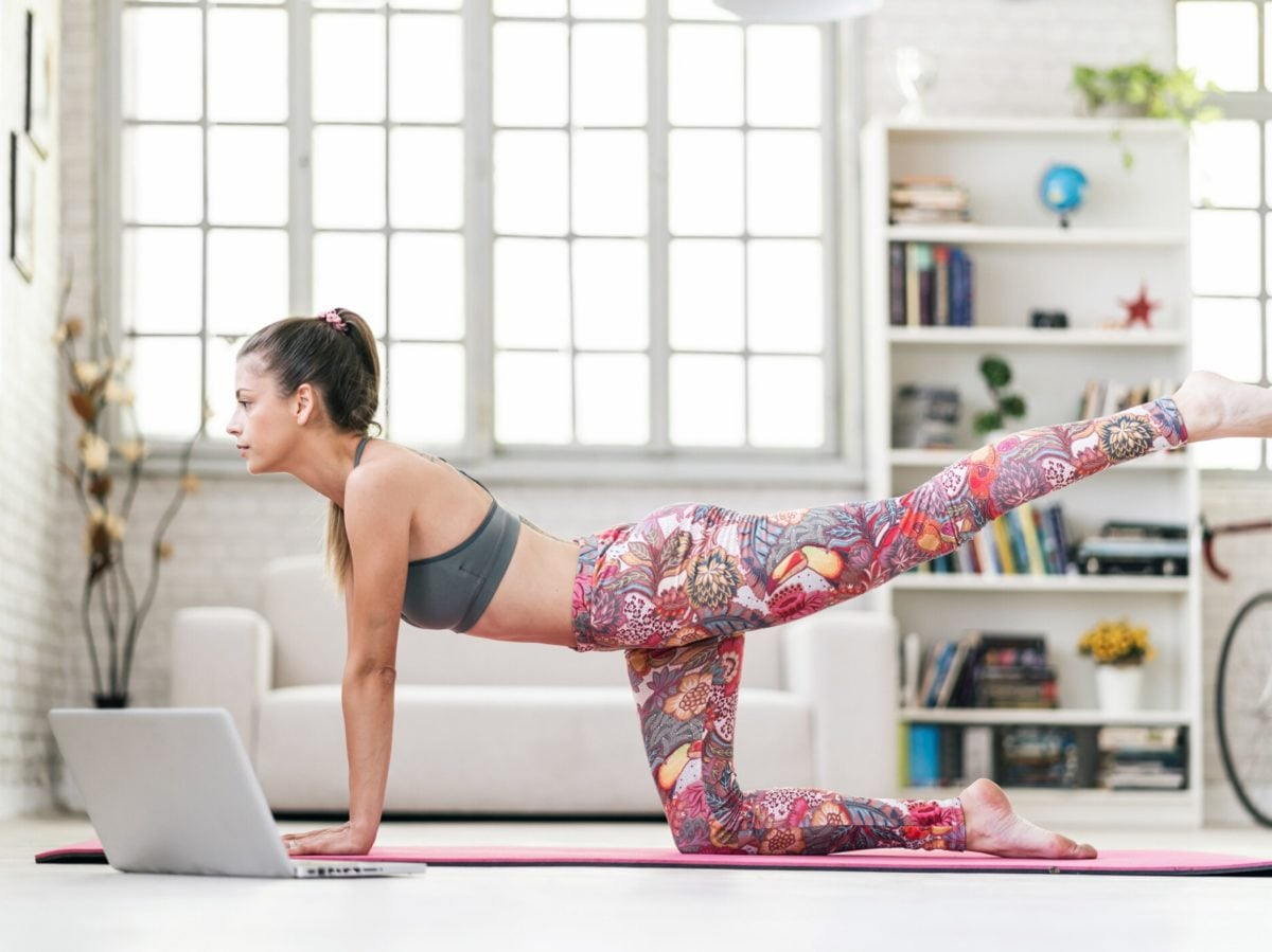 Fare soprt yoga crossfit circuit training coronavirus