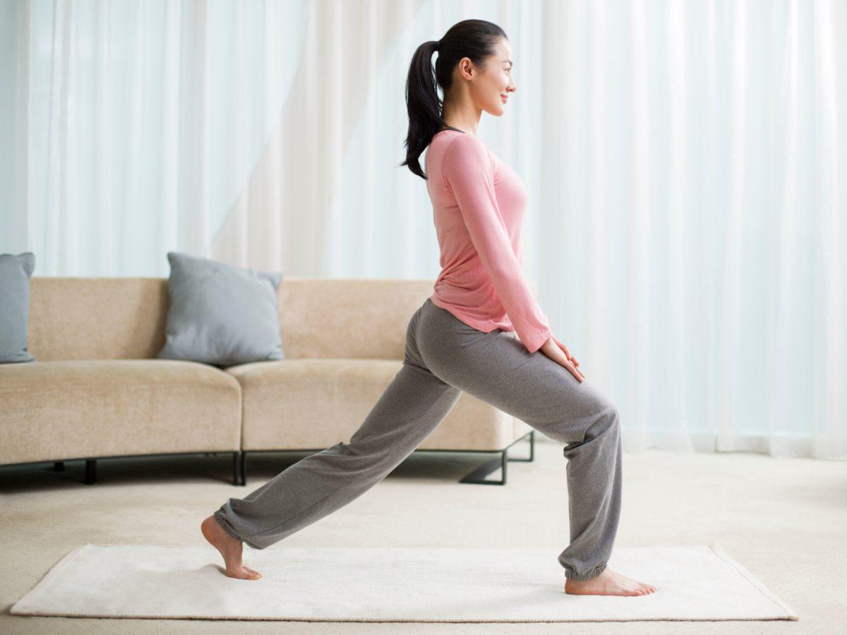 allenarsi a casa in quarantena coronavirus esercizi fitness 3