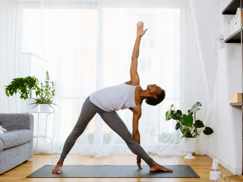 allenarsi a casa in quarantena coronavirus esercizi fitness 9