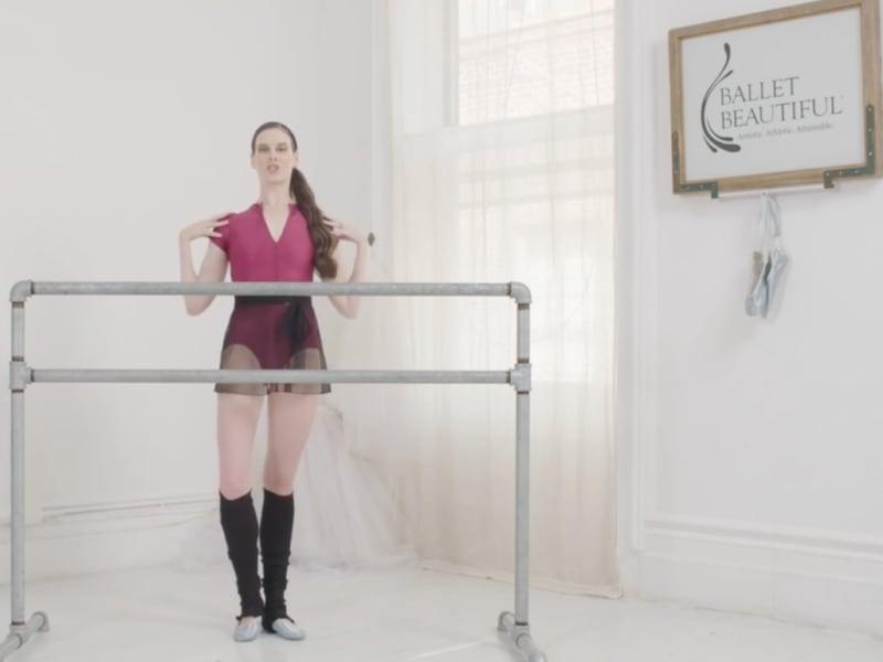allenarsi su YouTube workout di danza MOBILE