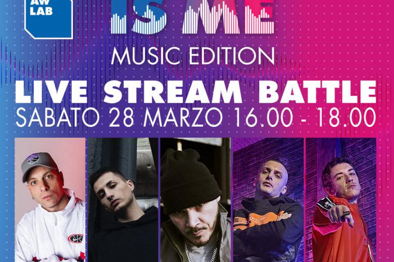 #restiamoacasa: AW LAB lancia il primo talent show musicale in live streaming