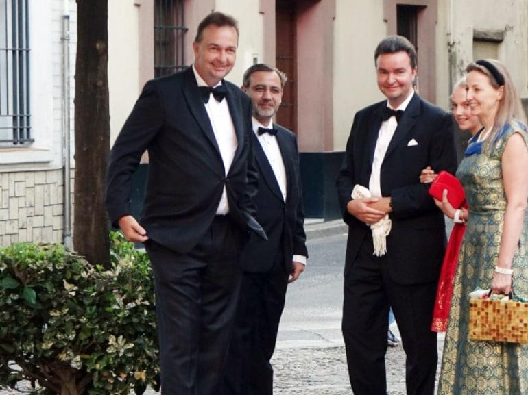 famiglia reale austria