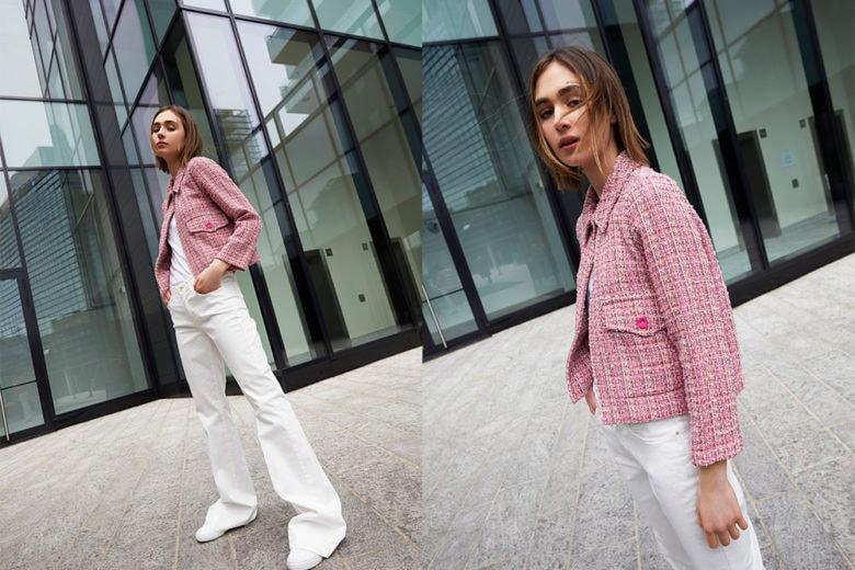 Elegante con un twist: è la collezione Kocca Jeans per la primavera estate 2020