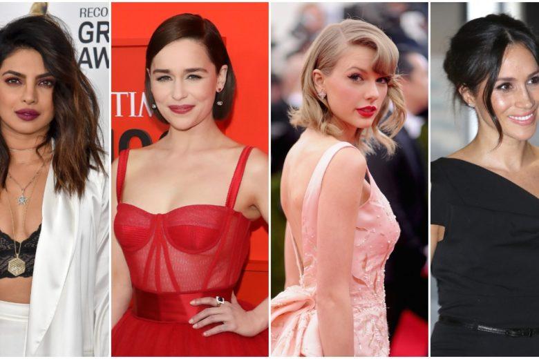 I rossetti preferiti dalle star: i lipstick del cuore di Meghan Markle, Taylor Swift, Kim Kardashian & co