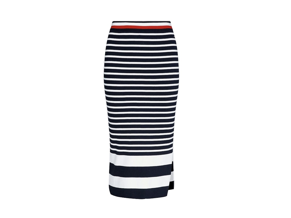 tommy-hilfiger-gonna-a-tubino-in-cotone-a-righe