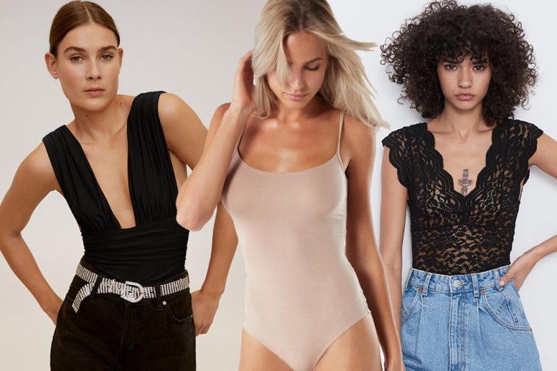 Mai più senza body! Ecco i modelli più cool (e comodi) di stagione