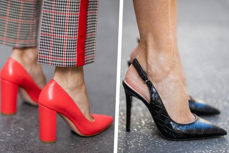 15 scarpe con il tacco che non vediamo l'ora di poter indossare