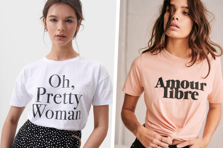 Queste sono le t-shirt che vi tireranno su il morale anche in quarantena