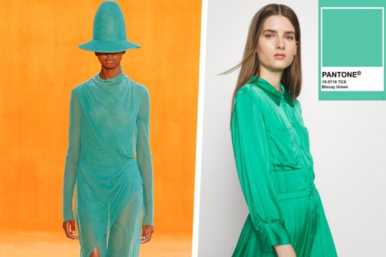 Biscay green: il verde Pantone da usare senza moderazione