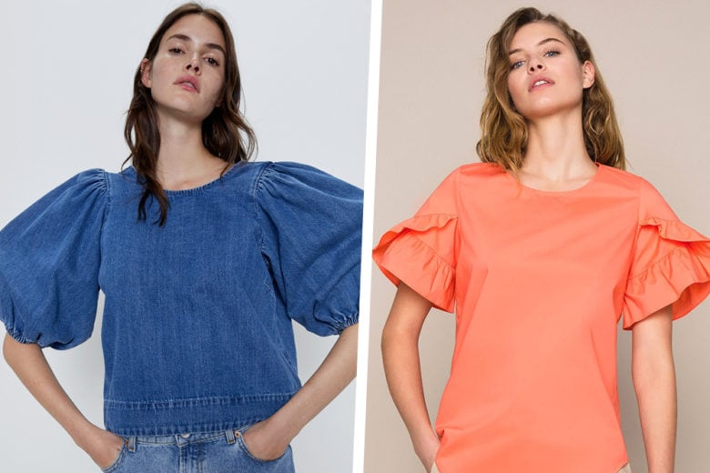 Queste 10 bluse sono semplicemente perfette per le vostre video call su Zoom & dintorni.