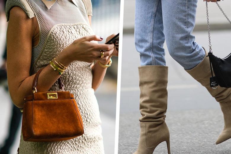 Suede & Co.: come pulire e mantenere al top scarpe, stivali e borse scamosciate