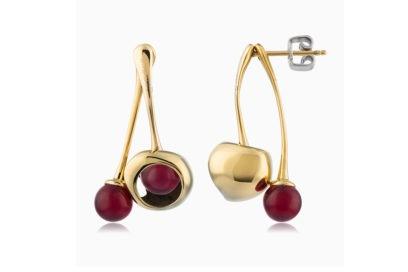 Veepee_Breil_Orecchini-pendenti-RED—acciaio-e-cristalli—color-oro-e-rosso—Lunghezza-4-cm_49.99euro300
