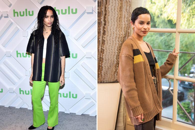 Fashion alert: Zoe Kravitz la style icon indiscussa delle millennials