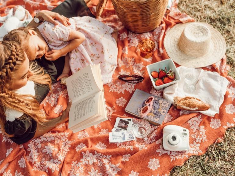 cose da fare in casa famiglia picnic
