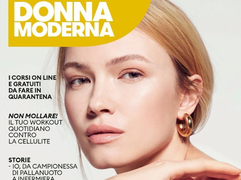cover Donna moderna
