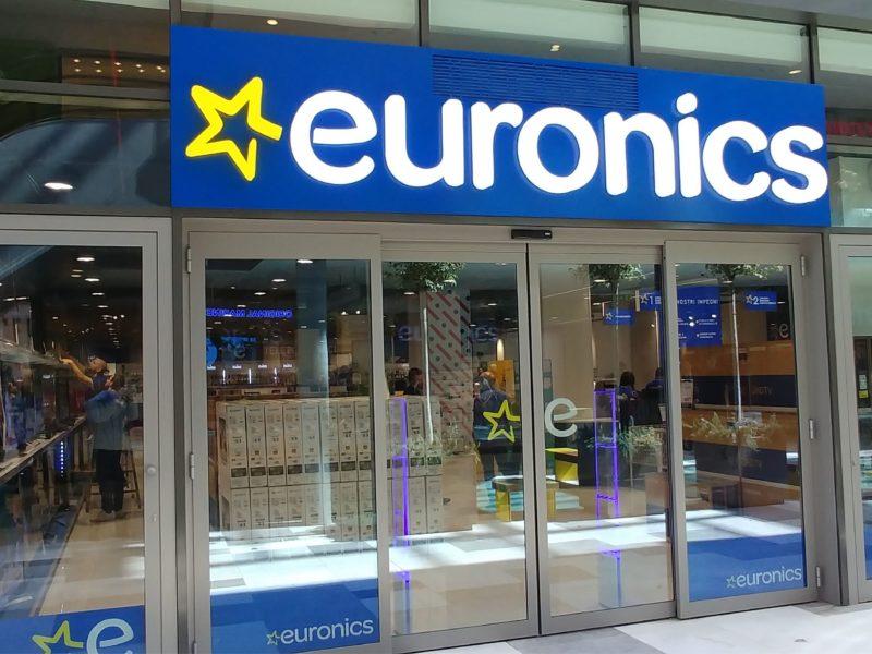 euronics donazione coronavirus MOBILE