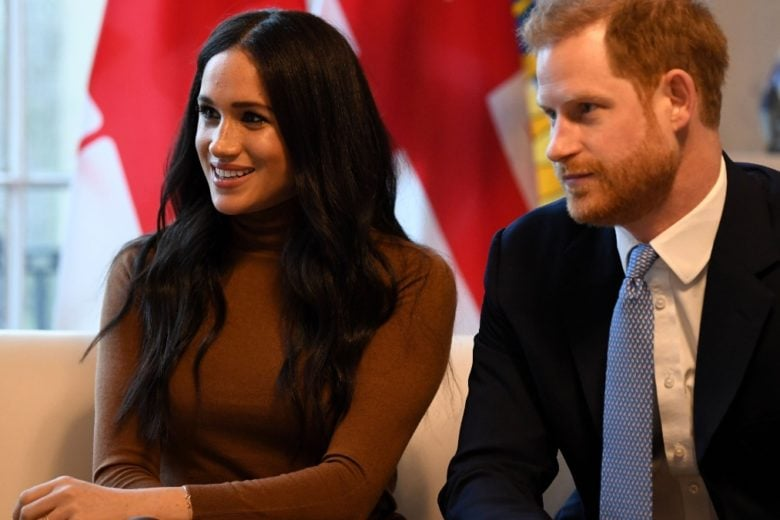 In arrivo un nuovo film su Harry e Meghan, Escaping the Palace
