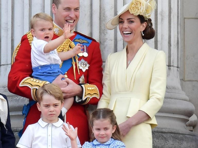 royal baby george charlotte louis