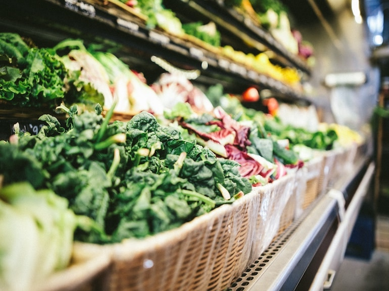 spesa frutta e verdura