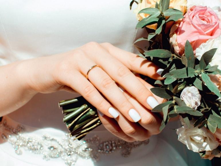 unghie sposa mobile