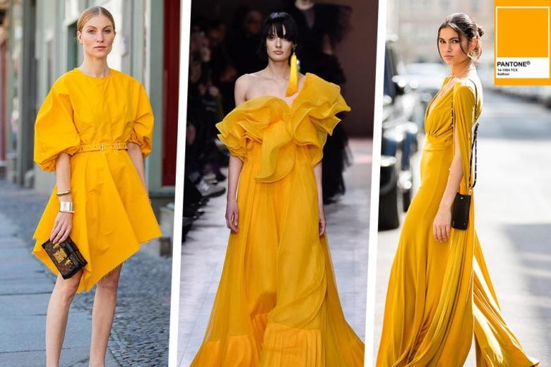 Saffron: il giallo Pantone di cui innamorarsi a prima vista!
