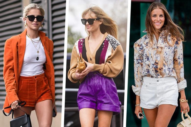 In the mood for… shorts! 5 abbinamenti irresistibili per l'estate