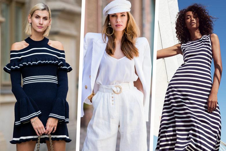 In the Navy: lo stile à la marinière non ci delude mai!