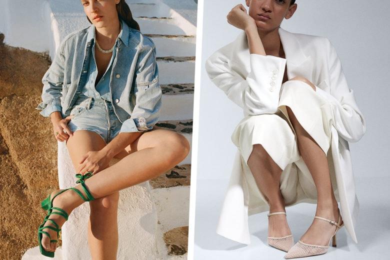Scarpe e sandali per l'estate: 15 proposte super, sotto i 100 euro!