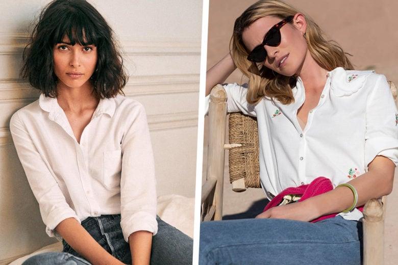 Ode alla camicia bianca (con tutti i consigli sui modelli più belli del momento)