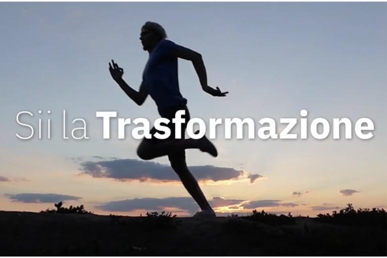 IBM e la trasformazione: un video per incoraggiare i cittadini a ripartire