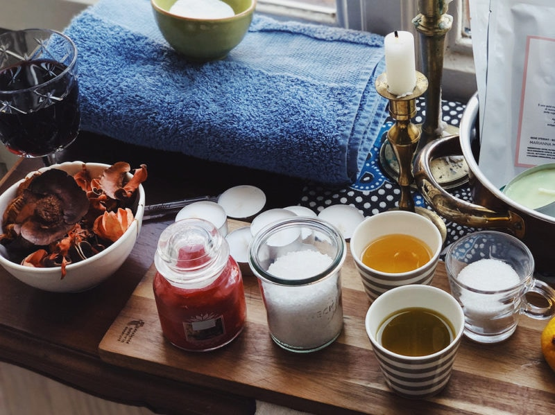 Ingredienti-spa