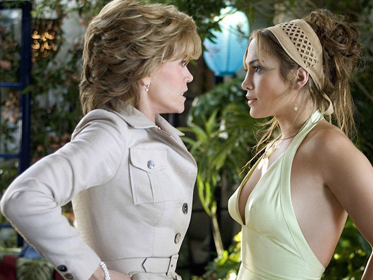 Jennifer Lopez vestito lime