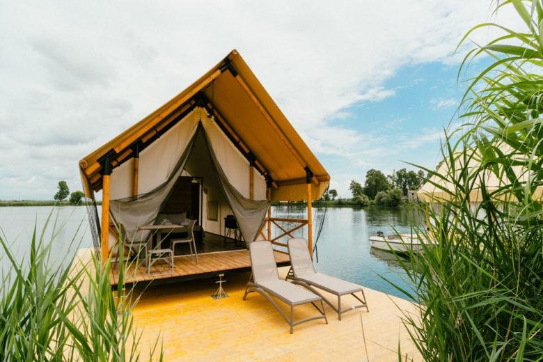 5 idee per una vacanza isolati (a prova di contagio)