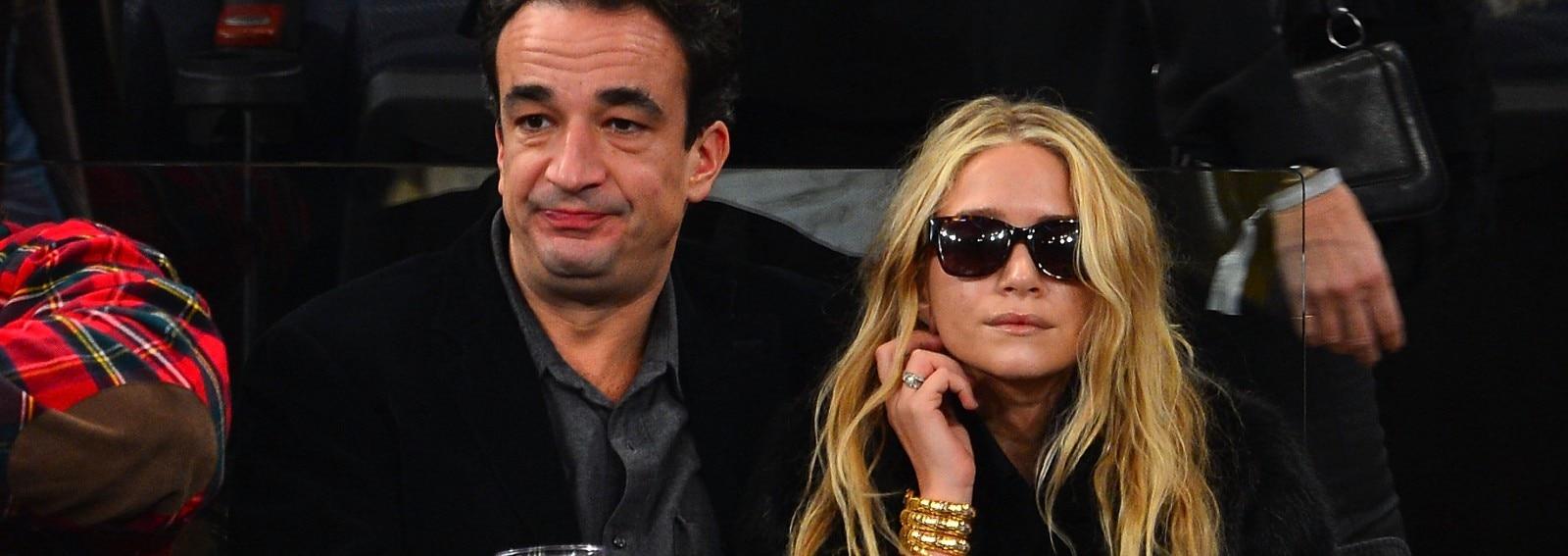 Mary-Kate Olsen e Olivier Sarkozy (1)