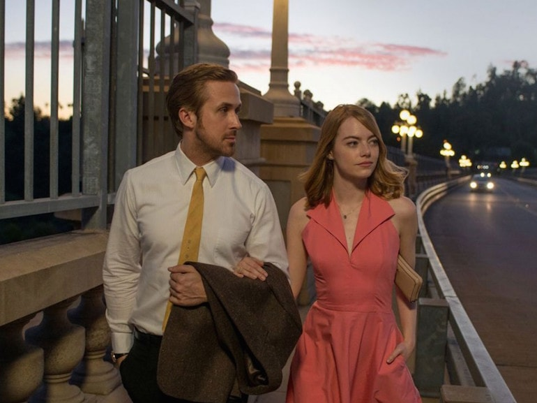 Ryan Gosling camicia bianca