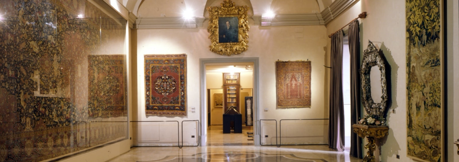 Salone Affresco Museo Poldi Pezzoli