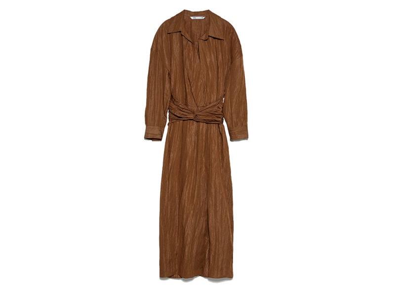 abito-marrone-chemisier