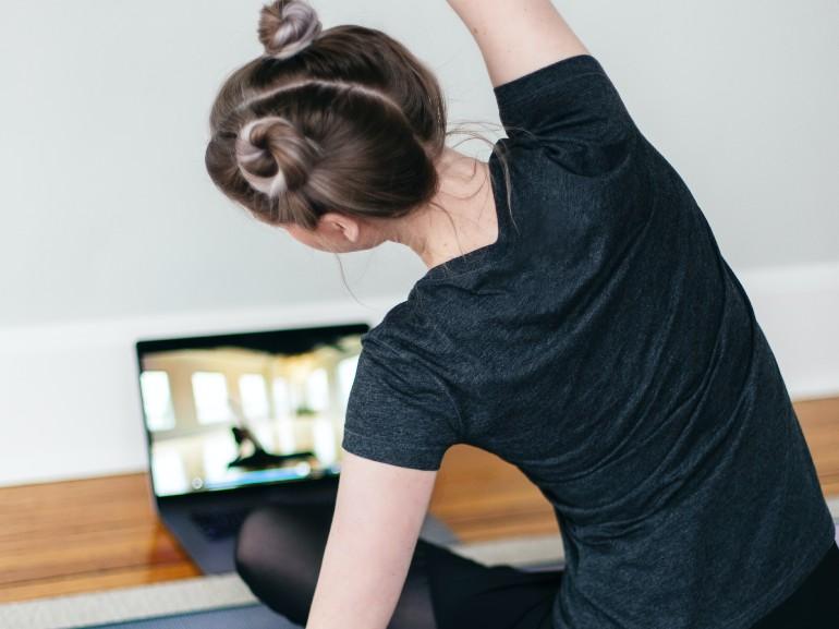 allenamento a casa - motivazione