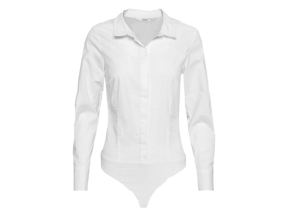 camicia-bianca-a-body-only-su-zalando