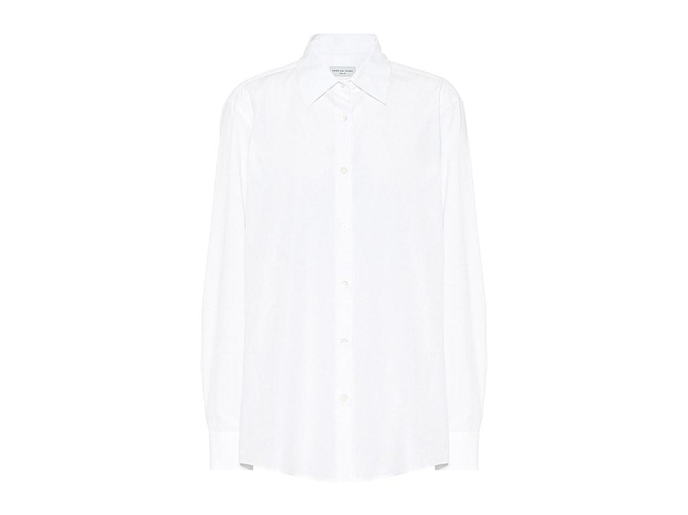 camicia-bianca-dries-van-noten-mytheresa
