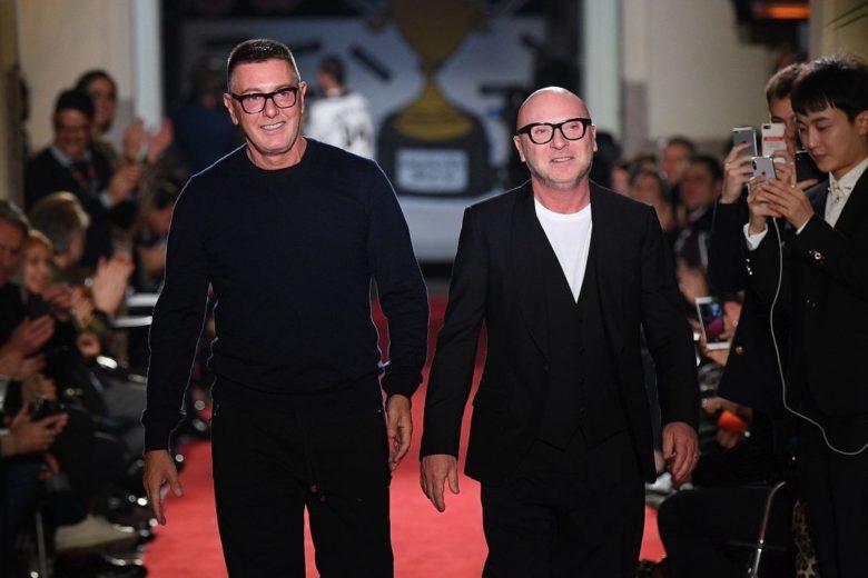 """Dolce & Gabbana: """"Creiamo insieme il nostro Rinascimento"""""""